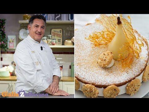 (47) TORTA RICOTTA E PERE di Sal De Riso - YouTube