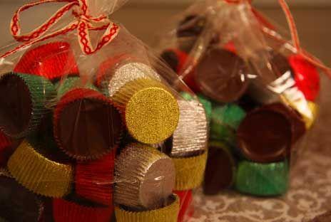 Leilas smaksatta ischoklad | Recept.nu