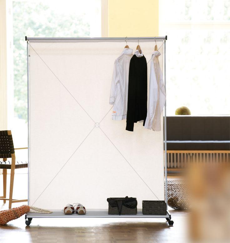 Die besten 25+ Weiße kleiderständer Ideen auf Pinterest - designer kleiderstander buchenholz