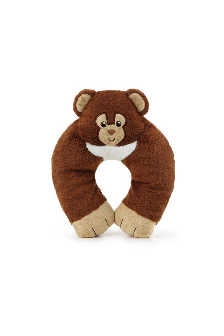 Neckpillow Bear 22cm