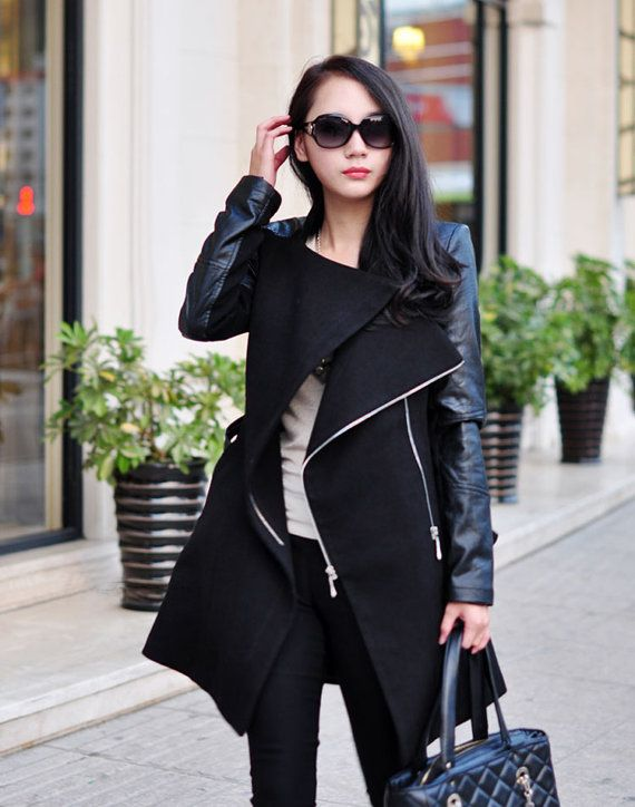 32 best Jackets / Outwear images on Pinterest | Leather jackets ...