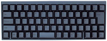 PFU Happy Hacking Keyboard Professional JP 日本語配列 墨 USBキーボード 静電容量無接点 Nキーロールオーバー ブラック PD-KB420B