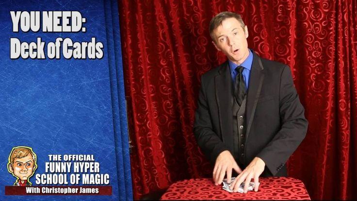 Learn Magic Tricks: Amazing Card Trick (REVEALED) #cardmagictricks #magictricksrevealed