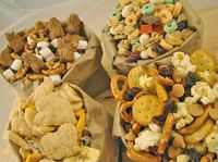 Toddler trail mix~4 recipes - Big kids too!