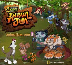 Free Animal Jam Online Game for Kids
