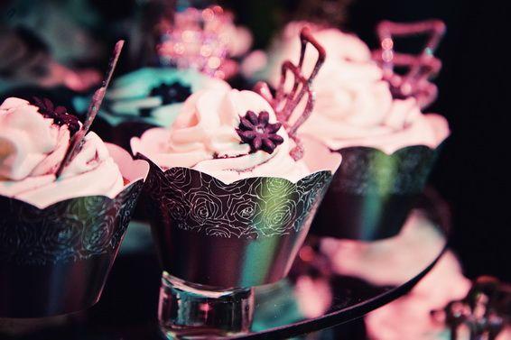 Margrey's Wedding Cupcakes