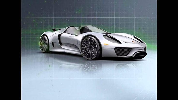 Porsche 918 Spyder The Best Sports Cars