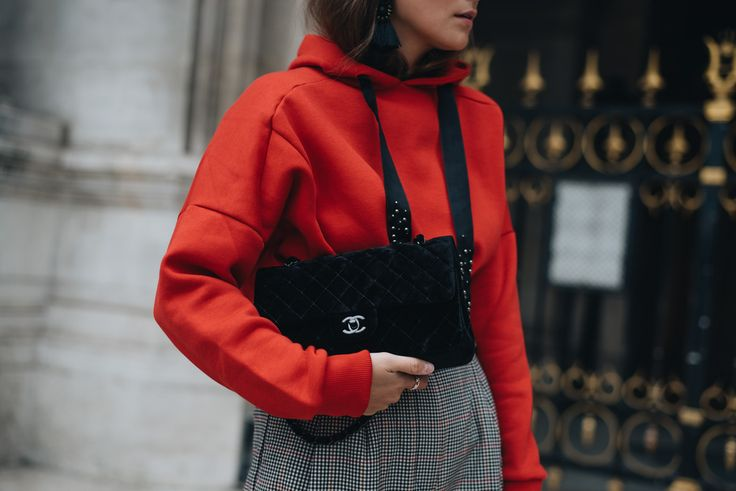 Herbst & Winter Trends 2017 im Alltag: Glencheck Karo Muster und die Farbe Rot – Fashiioncarpet – Mode, Beauty, Wohnen & Reise Inspiration