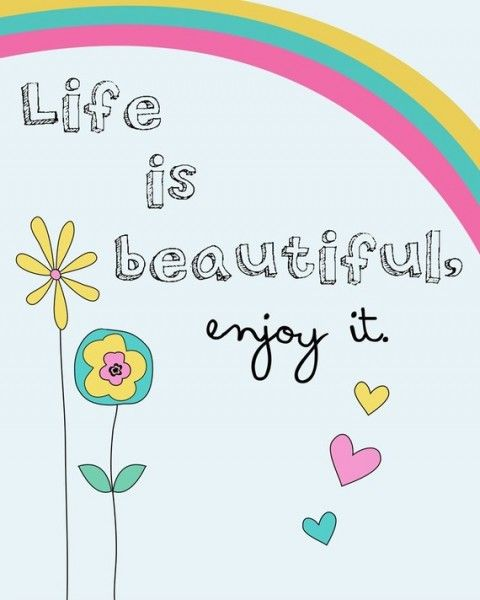 Life ist beautiful