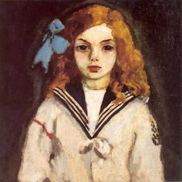 """Kees van Dongen Dutch 1877 - 1968 """"Dolly"""""""