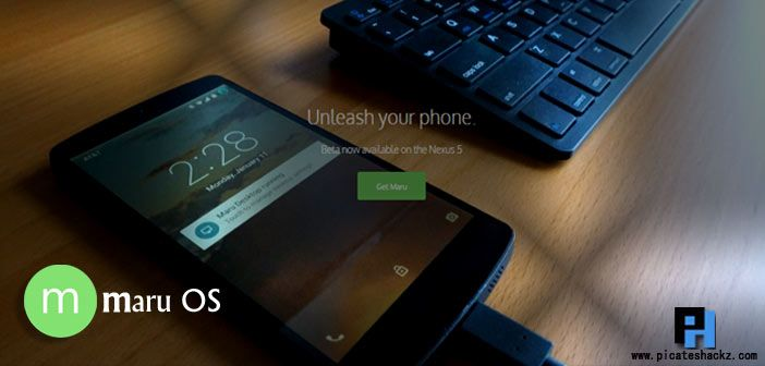 Maru Android ROM Turns Your Smartphone Into Linux ...