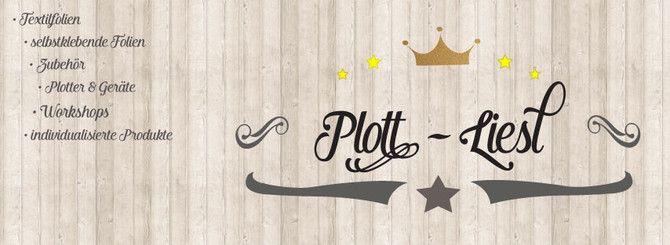 Plott-Liesl´s Online Shop - Plotterzuberhör (sogar aus Nürnberg ;-) ) // Versand nach DE 4,50€; ab 100€ versankostenfrei