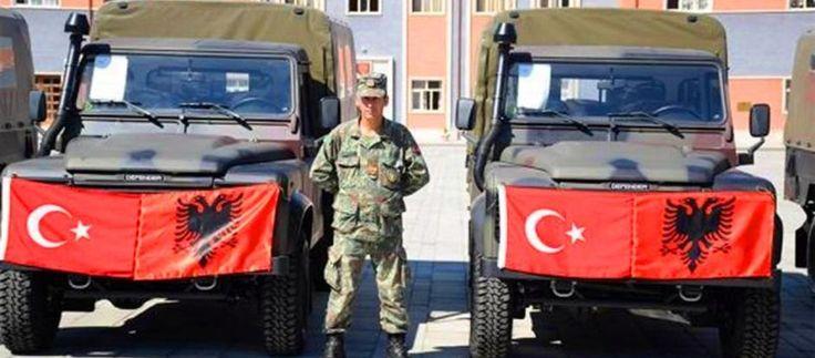Ψησταριά-Ταβέρνα.Τσαγκάρικο.: Τεράστια φορτία όπλων στέλνει η Τουρκία στην Αλβαν...