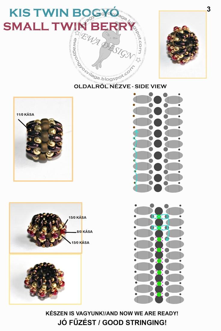 120 besten Perlen-Gyongyfuzes Bilder auf Pinterest ...