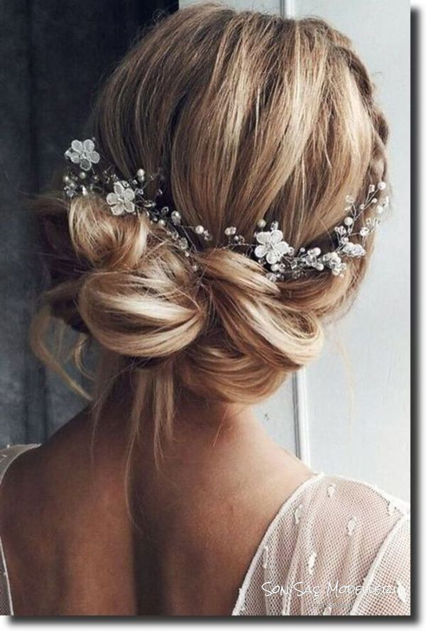Most Popular Bridal Hairstyles of 2018