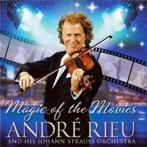"""The Art Cellar: """"Magic of the Movies"""" André Rieu"""