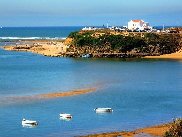 Vila Nova de Milfontes. Alentejo, Portugal