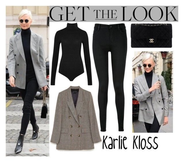 Karlie Kloss Paris Fashion Week September 27 2017