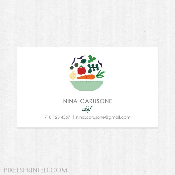 32 best nutritionist / dietitian business cards and stationery ...