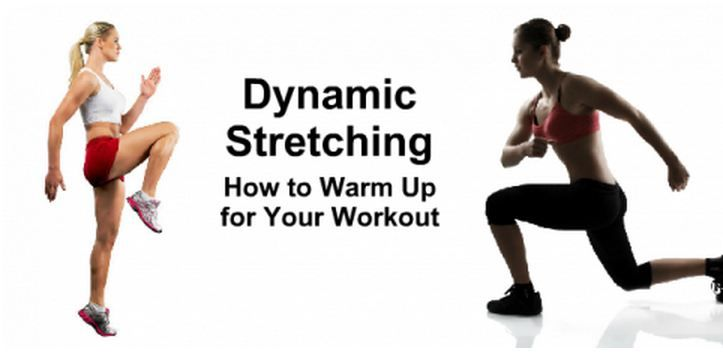 Dynamic Stretching - How to warm up correctly before a run.