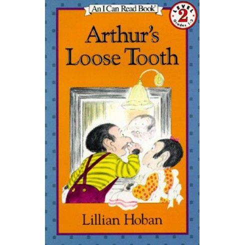 Arthur el chimpancé tiene un poco preocupado por perder su diente flojo, hasta que su hermana y su niñera le muestran el verdadero significado de la valentía.