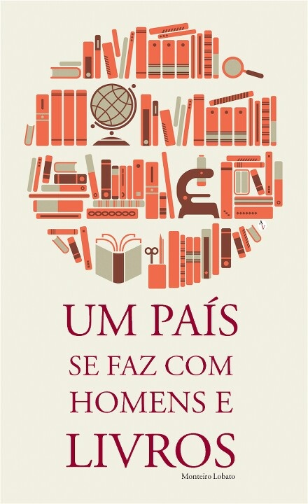 # Frase de Monteiro Lobato #                                                                                                                                                     Mais