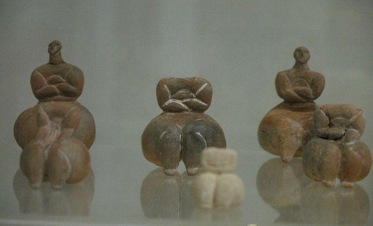 Malta's Gozo museum - Mother goddesses