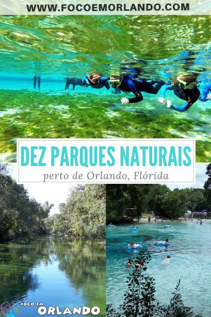 Orlando Alem Dos Parques As Dez Springs Mais Perto De Orlando