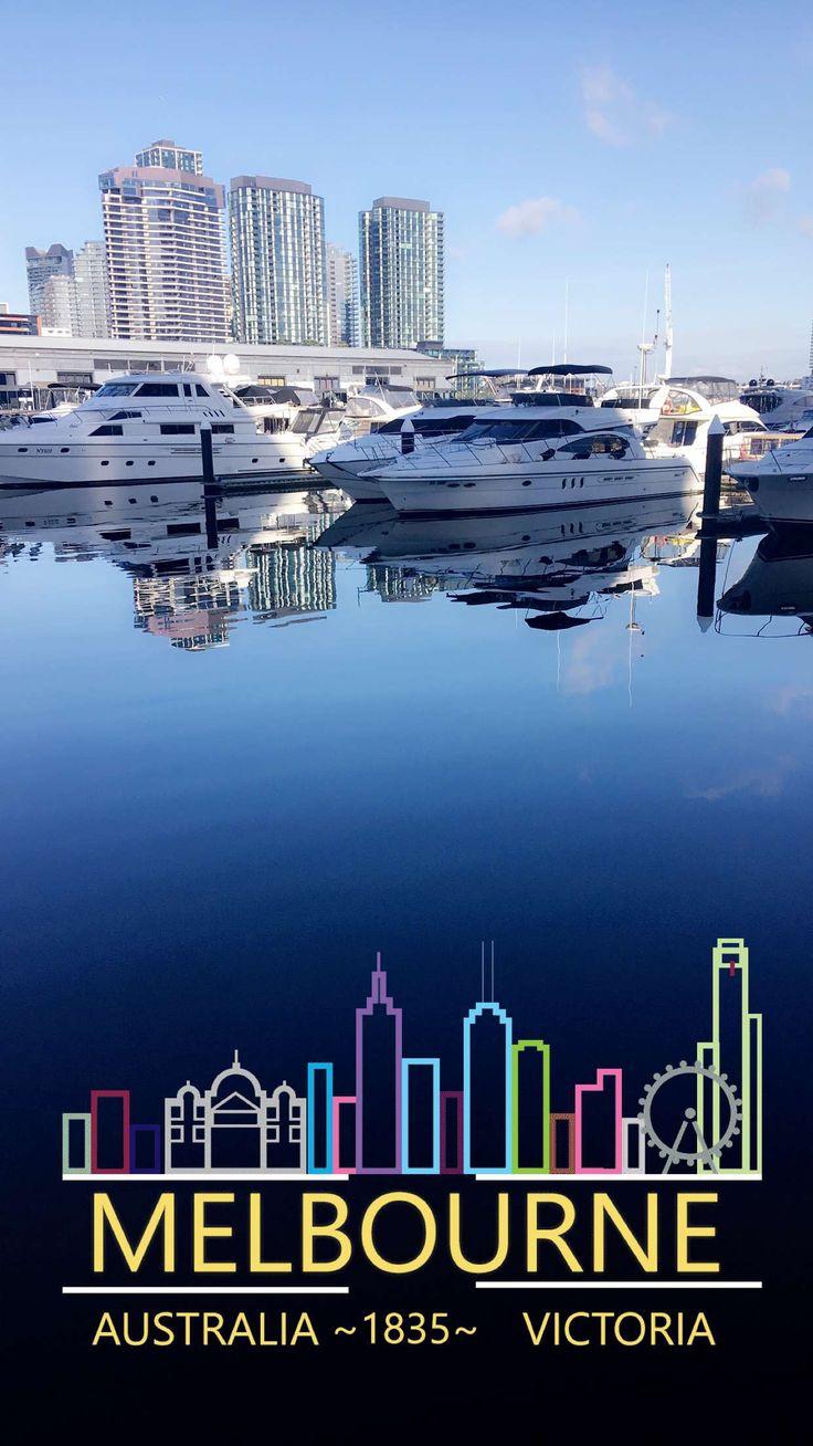 Docklands harbour  Instagram @gypsyrose.xo