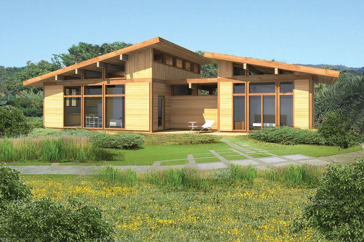 Cedar 1148 - Lindal Cedar Homes