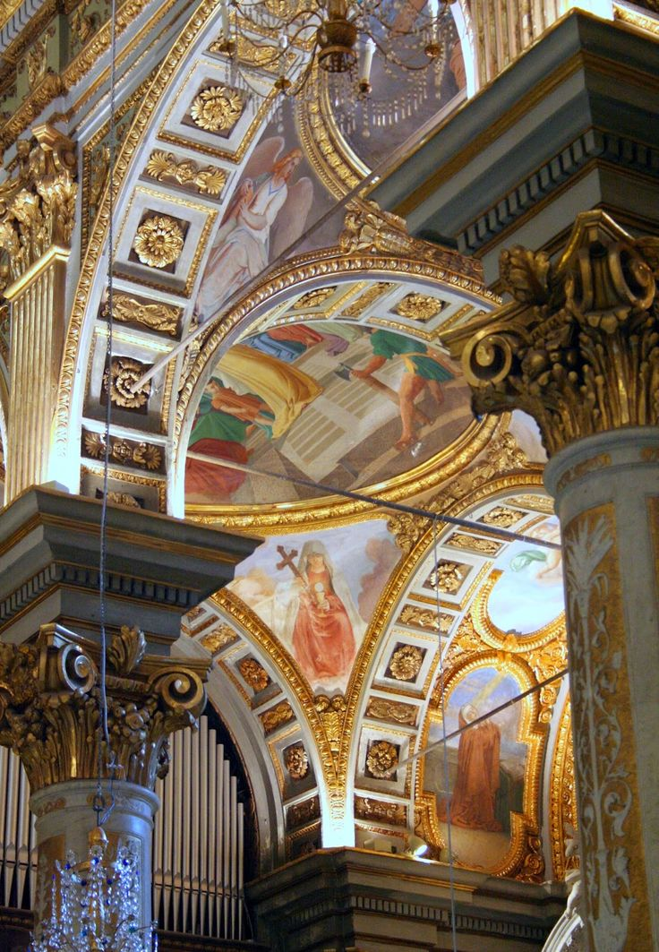 The gorgeous church in Santa Margherita Ligure, Liguria
