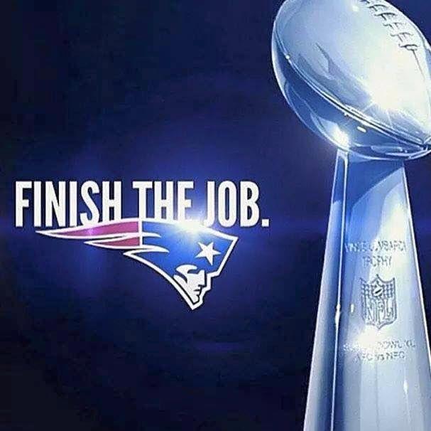 New England Patriots | Finish the Job