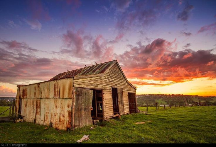 Near Toowoomba. Australia.