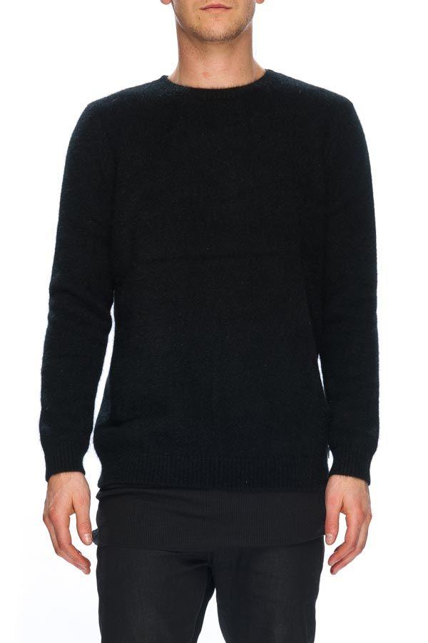 NEUW - Angora Knit Black