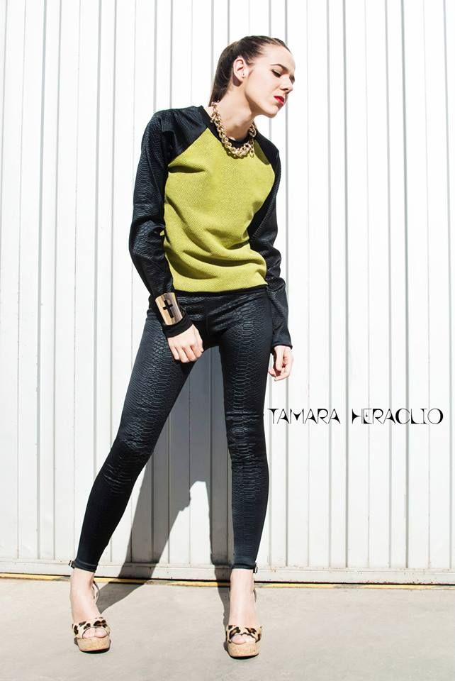Outfit By Tamara Heraclio AW14