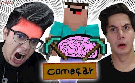 ESTAMOS FICANDO LOUCOS! - Genio Quiz Minecraft #2
