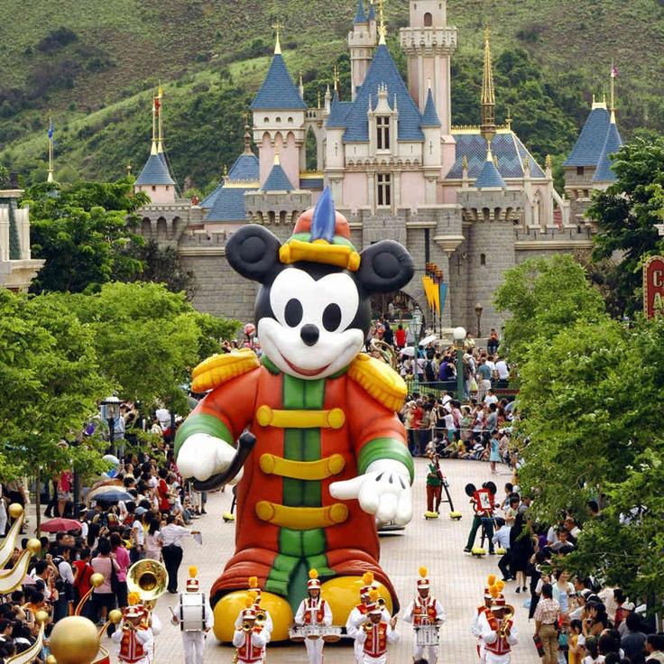 So you think you're a Disney fanatic?! Ever been to Disney Hong Kong? YEP..Done