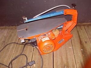 Hegner Multicut - 1 Scrollsaw / Saw With Variable Speed - As Photo