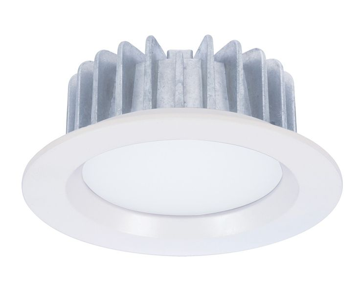 LEDlux Infinity Mini Dimmable Colour Shift Downlight Kit in White