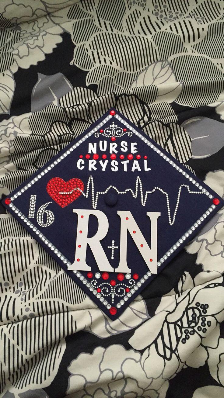 Nursing Graduation Cap Decoration