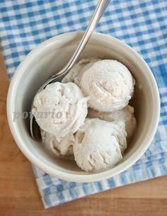Веганское мороженое