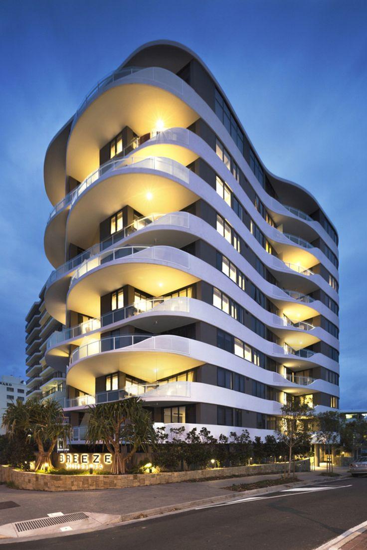 Breeze, Mooloolaba by Tony Owen Partners in Brisbane