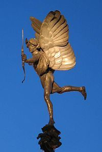 Anteros (mit. grecka) – bóg miłości niespełnionej. Należał do grupy miłosnych…