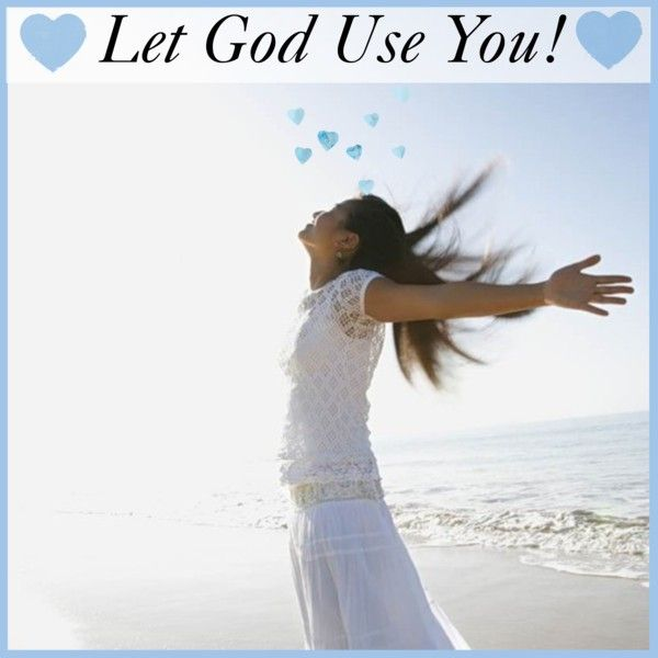 modest budgetbelle: Motivation Monday: Let God Use You!