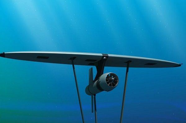 """26.2.2014 - O invento Underwater Kite Energy obteve o incentivo de U$ 835,000 para o desenvolvimento da captação de energia das marés para Deep Green. O  dispositivo está em fase de testes em escala 1:4 em Strangford Lough, Irlanda do Norte."""""""