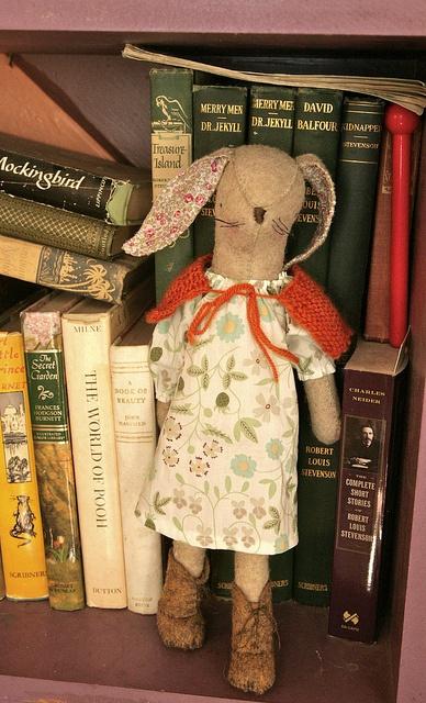 Maggie Bunny. by Inderific, via Flickr