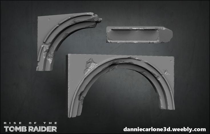 Rise of The Tomb Raider - Sculpts and assets, Dannie Carlone on ArtStation at https://www.artstation.com/artwork/JDQyz