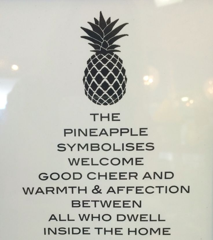 Pineapple meaning                                                                                                                                                      More