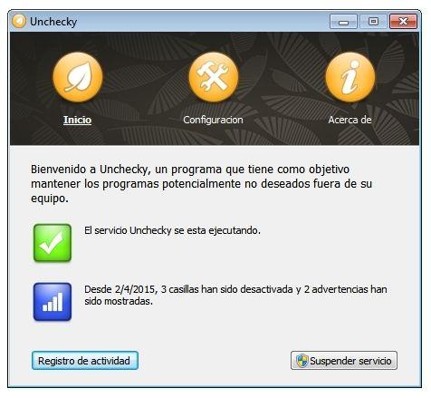 Bloquea toolbars y malware al instalar programas