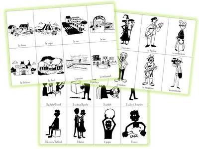 Différents jeux pour écrire - CE1